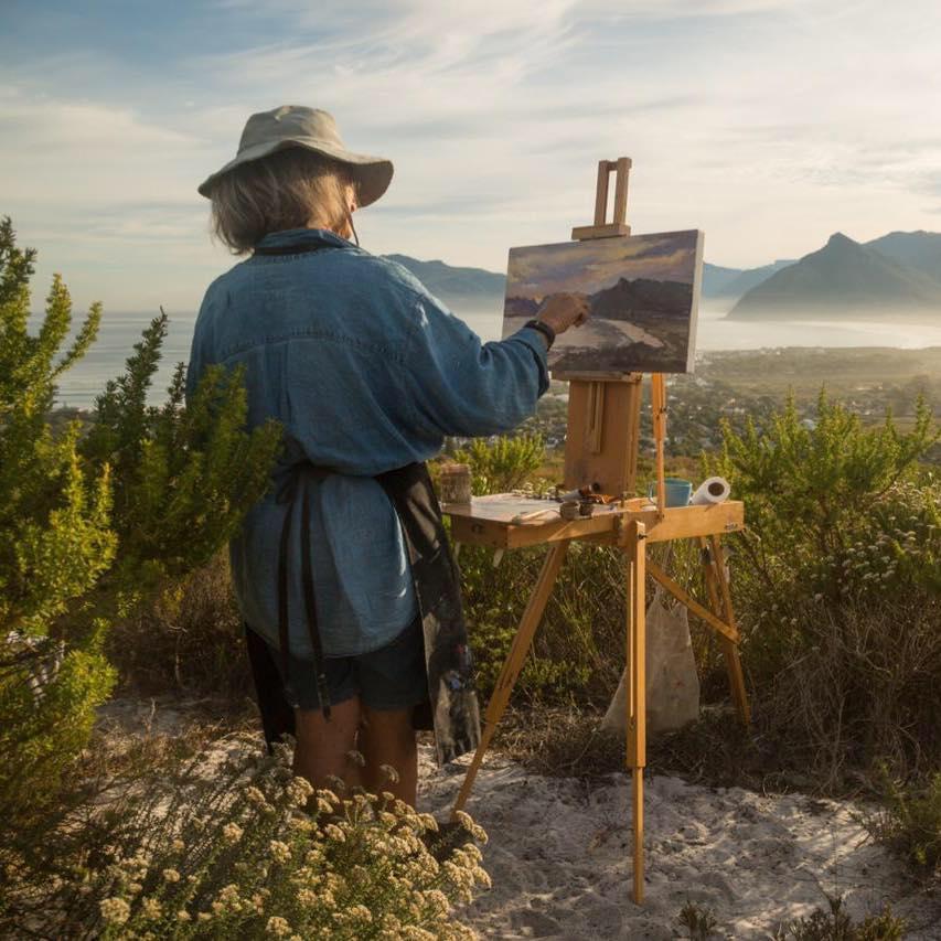 Beth Lowe – Plein Air Artist